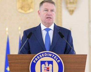 Preşedintele Klaus Iohannis a promulgat Legea privind dublarea alocaţiei pentru copii