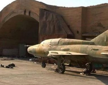 Armata siriană: Avioane israeliene au atacat baza aeriană T4 din provincia Homs