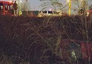 VIDEO   Imagini șocante de la teribilul accident din județul Constanța. Doi oameni au murit