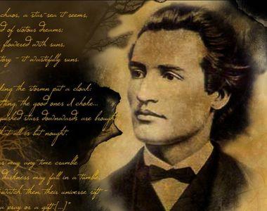 Poezia scrisă de Mihai Eminescu pe care nu o găsești în niciun manual de Română....