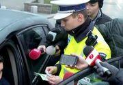 VIDEO   Val de amenzi pentru șoferii din Capitală. Pentru ce au fost sancționați