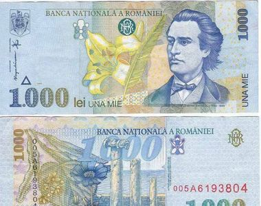 Caută bine prin sertare și vezi dacă mai ai pe acasă bancnote de 1.000 de lei cu Mihai...