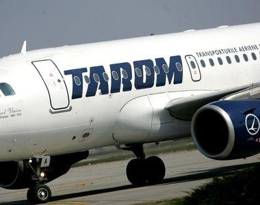 Tarom anunţă că programul de zbor a fost afectat din cauza condiţiilor meteo