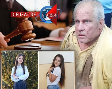 VIDEO | Gheorghe Dincă, trimis în judecată pentru viol, omor și profanare de cadavre....
