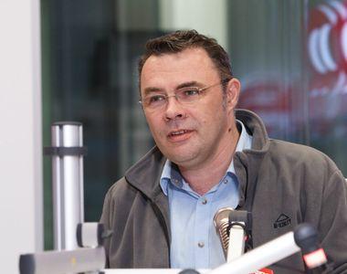 Jurnalistul Moise Guran renunţă definitiv la presă pentru a se implica în politică