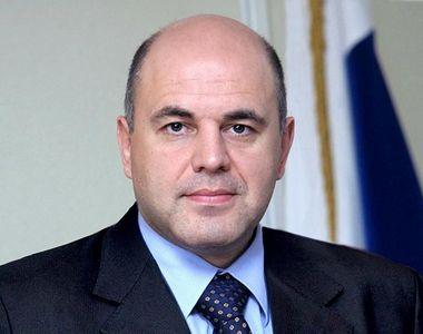 Putin îi propune postul de premier şefului Fiscului rus, Mihail Mişustin