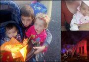 Patru copii au murit după ce un incendiu a cuprins o locuinţă din Timişoara; părinţii acestora nu erau acasă