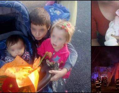 Patru copii au murit după ce un incendiu a cuprins o locuinţă din Timişoara; părinţii...
