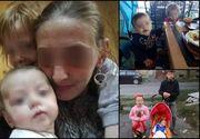 Mesajul postat de mama celor patru copii arși de vii la Timișoara. Când s-a produs tragedia femeia ar fi fost plecată după băutură