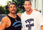 """Actorul Dwayne """"The Rock"""" Johnson, în doliu. Tatăl său, un cunoscut luptător de wrestling, a decedat"""