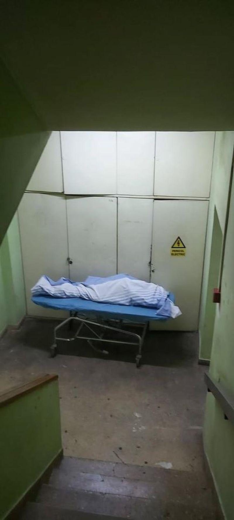 Spitalul Universitar Bucuresti pacienti morti
