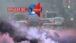 VIDEO | Stare de urgență în Balcani: ceața se transformă în smog. Valul de poluare a lovit și România!