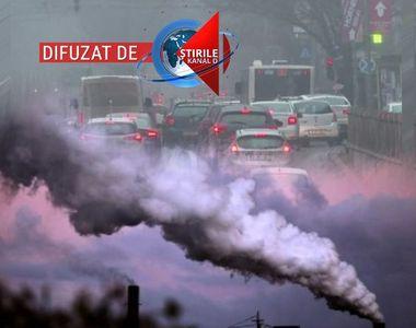 VIDEO | Stare de urgență în Balcani: ceața se transformă în smog. Valul de poluare a...
