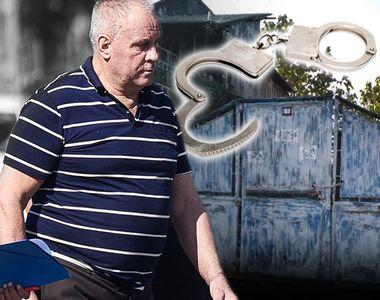 Gheorghe Dincă a cerut să fie plasat în arest la domiciliu. A fost huiduit la...
