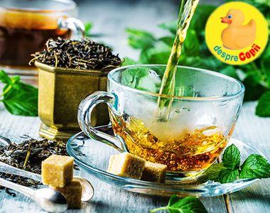 Ceaiul care îți face mai mult rău decât bine! Din păcate, românii nu știu asta și îl...