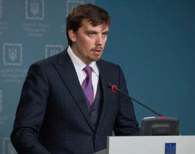 Premierul ucrainean Oleksii Gonciaruk demisionează