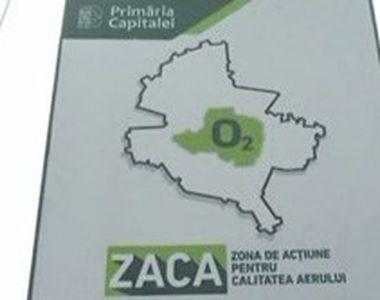 VIDEO | Apar indicatoarele care interzic autoturismele poluante în București