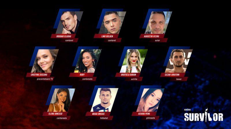Survivor Romania 2020. Cand începe Survivor Romania 2020? Survivor Kanal D. Survivor Romania 2020 concurenti. Survivor Romania echipe 2020.