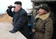 """""""EXECUȚIE"""" la nivel înalt în Coreea de Nord"""