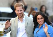 """Palatul Buckingham: Prinţul Harry şi soţia sa Meghan renunţă la titlurile de """"Alteţe Regale"""""""