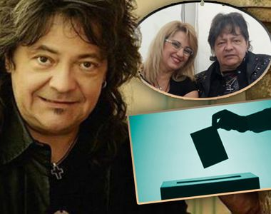 Leo Iorga, găsit pe listele de vot, după moarte! Ce a făcut soția fostului solist de la...