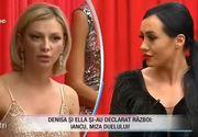 """Denisa de la """"Puterea Dragostei"""", amețită în timpul emisiunii: """"Să te mustre Domnul!"""""""