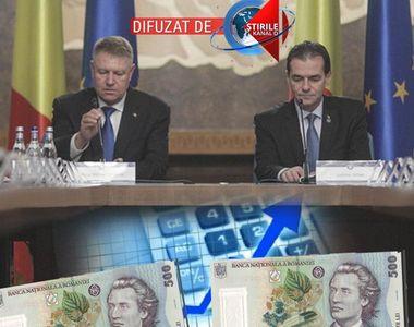 VIDEO | Sunt bani pentru dublarea alocațiilor și creșterea pensiilor cu 40%? Ce spun...