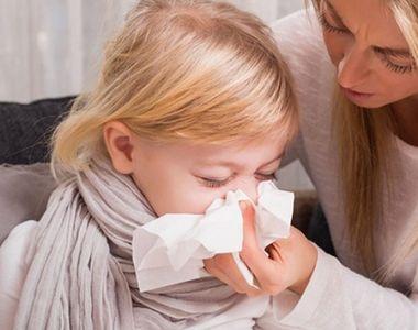 Încă 11 copii au fost diagnosticaţi cu gripă la testul rapid în Buzău