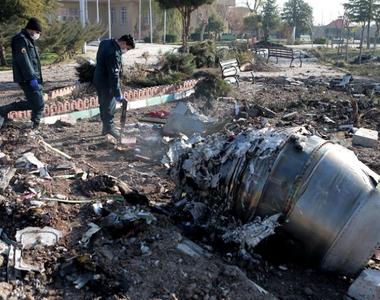 Iranul confirmă că două rachete de tip M1-TOR au fost trase asupra Boeingului UIA care...