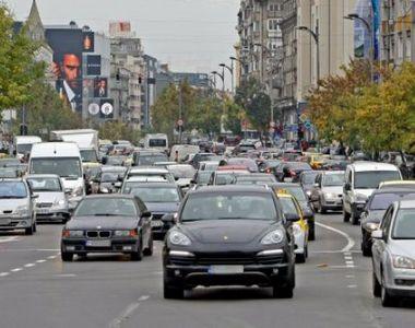 Institutul de Sănătate Publică recomandă întreruperea circulației pe bulevardele...