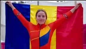 Georgeta Popescu este medaliata de aur a României la monobob, la Jocurile Olimpice de tineret