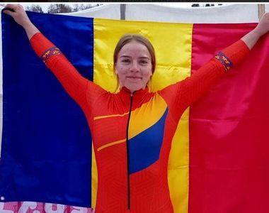 Georgeta Popescu este medaliata de aur a României la monobob, la Jocurile Olimpice de...