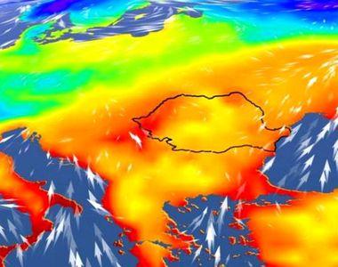 NU mai avem IARNĂ! Val de aer tropical peste România
