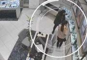 VIDEO | Păcăleală de 57.000 de lei la un magazin de bijuterii. Detaliile unei escrocherii de proporții