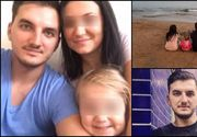 Cosmin a murit la 28 de ani lăsând o fetiță de 3 ani fără tată