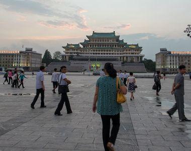 Coreea de Nord îşi închide frontierele turiştilor pentru a se proteja de coronavirusul...