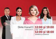 Știrile Kanal D pot fi urmărite LIVE și pe pagina de Facebook
