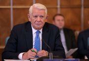 Reacţia lui Meleşcanu după ce CCR a decis că alegerea sa la conducerea Senatului e neconstituțională