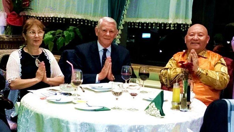 Cum arată soția lui Teodor Meleșcanu! Ministrul de Externe s-a recăsătorit în urma cu 10 ani, după ce a ramas văduv. FOTO