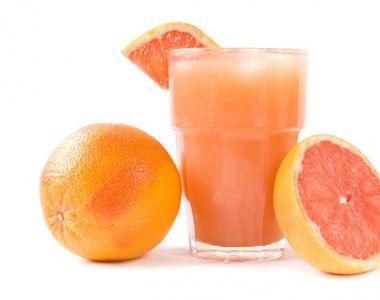 Avertismentul medicilor: NU mai mâncați grapefruit dacă luați aceste pastile!