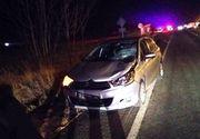 Timiş: Femeie decedată, după ce peste trupul ei au trecut patru maşini