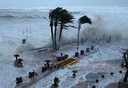 Imaginile groazei în Spania. Furtuna Gloria face ravagii: 6 morți și 4 persoane dispărute