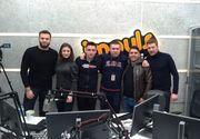 """""""Moldovenii"""", show de zile mari astăzi, în matinalul """"Scularea"""", de la Radio Impuls, cu Orlando şi Ţibulcă"""