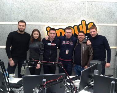 """""""Moldovenii"""", show de zile mari astăzi, în matinalul """"Scularea"""", de la Radio Impuls, cu..."""