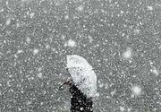 VIDEO   Prognoza meteo: temperaturile scad și vântul se intensifică. Zonele unde va ninge