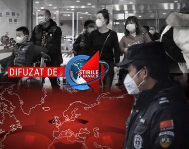VIDEO | Virusul ucigaș din China bagă în carantină milioane de oameni. Alerta a ajuns...