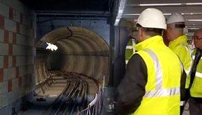 VIDEO | Lucrările la metroul din Drumul Taberei sunt ca și încheiate.  Cât mai durează până la inaugurare