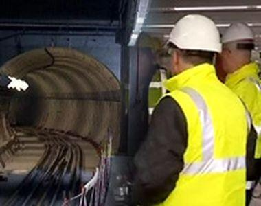 VIDEO | Lucrările la metroul din Drumul Taberei sunt ca și încheiate.  Cât mai durează...
