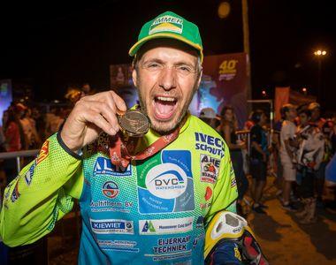 Motociclistul Edwin Straver, care s-a accidentat grav la Raliul Dakar, a încetat din viaţă