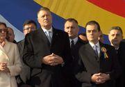"""Huiduieli şi scandări """"Vrem autostradă"""", în timpul discursului ţinut de Iohannis la Iaşi"""